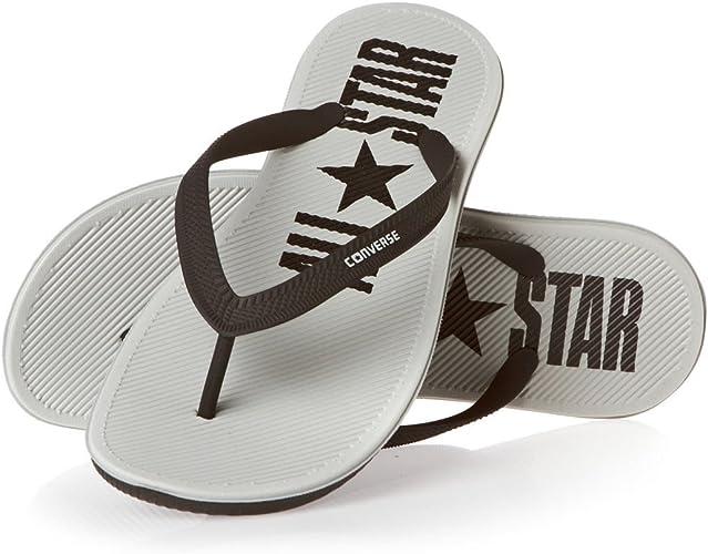 Converse Sandstar Flip Flops - Black