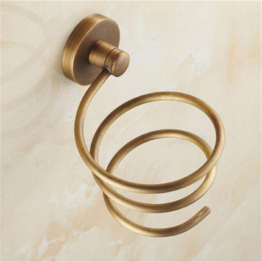 Todos los secadores de pelo de cobre antiguos, los baños están integrados en el soporte. - -: Amazon.es: Hogar