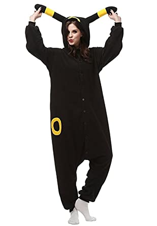 Lianweiqi Novelty Costumes Animal Pyjamas Unisex Adult One-Pieces Cosplay Jumpsuit 002A