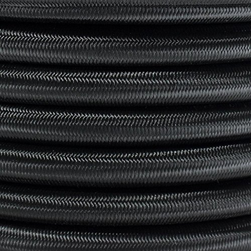 PARACORD PLANET Elastic Bungee Nylon Shock Cord 2.5mm 1/32