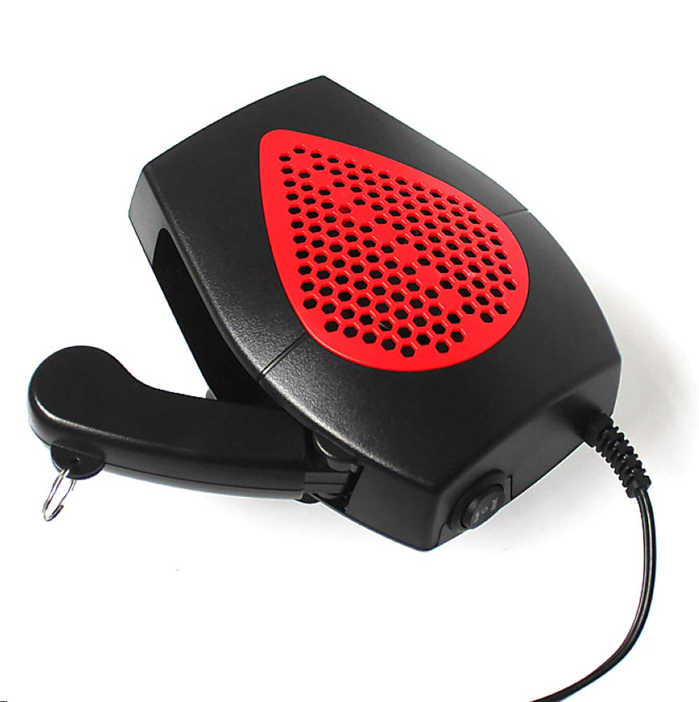 JXHD 12V Car Heater/Windshield Snow Defogger Defroster for Winter Cars by JXHD