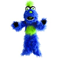 The Puppet Company - Monsters - Blue Monster Hand Puppet