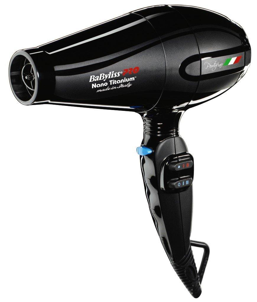 Babyliss PRO Nano Titanium Hair Dryer : Best hair dryer for natural hair