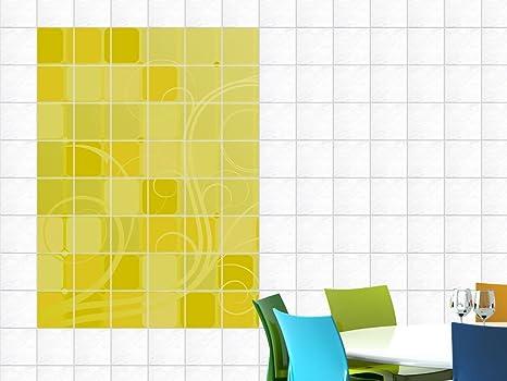 Piastrelle quadretti mureaux tile per quadrati di casa ornamento