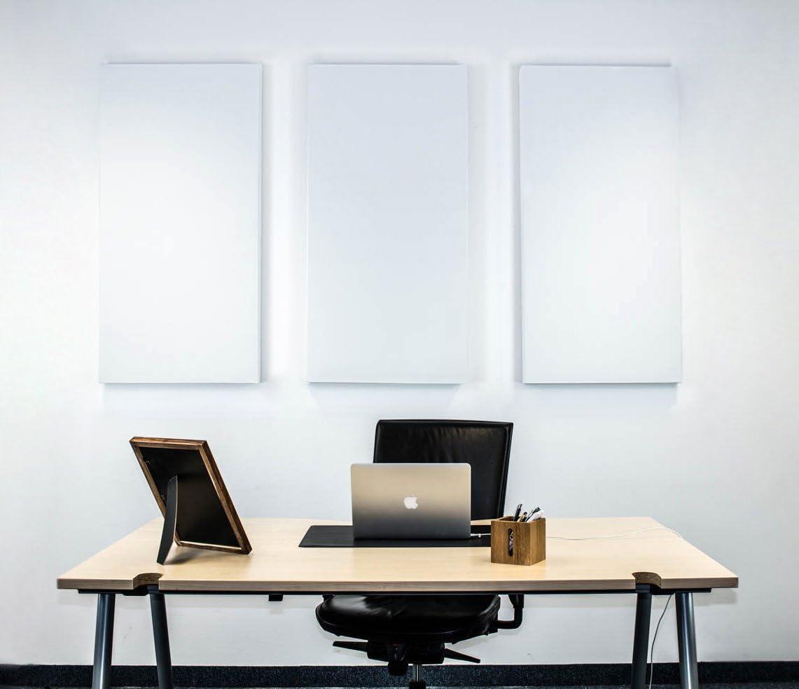 AkustikbilderBrushed Schallabsorber Wand f/ür optimale Raumakustik