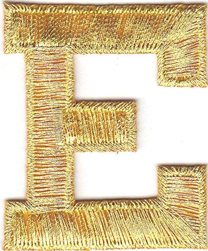 """LETTERS-GOLD METALLIC 1 3/4"""" LETTER """"V"""" - Iron"""
