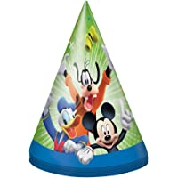 Mickey and The Roadster Racers Party Hats, 8 Ct.