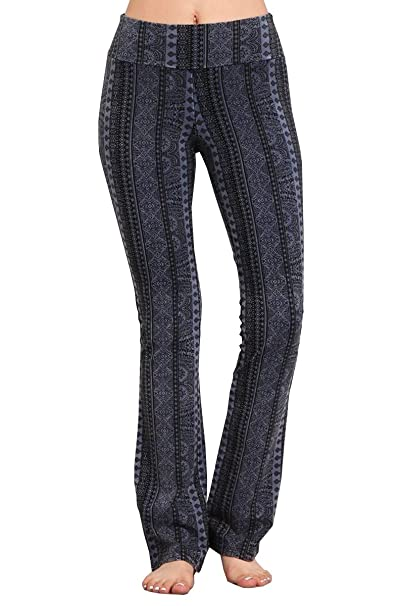 Amazon.com: Heyhun - Pantalones de yoga elásticos para mujer ...