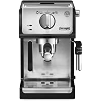 De'Longhi ECP 35.31 espresso süzgeç makinesi | alüminyum kaplamalı süzgeç taşıyıcı tutucu | profesyonel süt köpüğü…