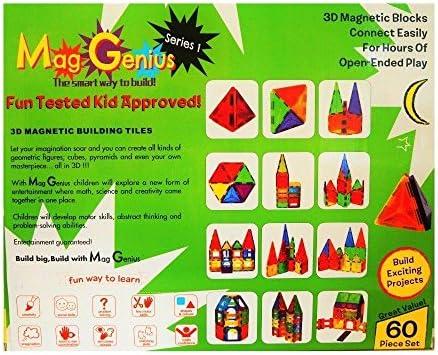 Mag-Genius 618 Pieces