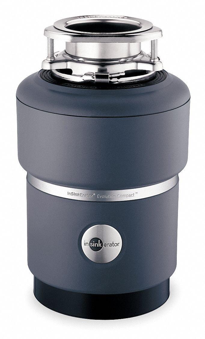 in-Sink-ERATOR 3/4 HP Garbage Disposal, 120 Voltage