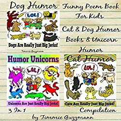 Funny Poem Book for Kids - 3 in 1 Compilation