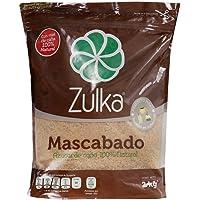 Zulka Azucar Mascabado 2 Kg, 2 Kilogramos