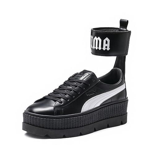 Puma x Fenty Rihanna Ankle Strap Sneaker, Zapatillas Deportivas de Mujer: Amazon.es: Zapatos y complementos