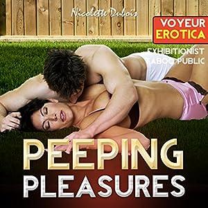 Peeping Pleasures Audiobook