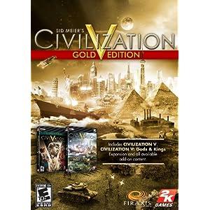 Civilizationシリーズ全タイトルがセール対象です。