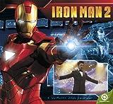 2011  Iron Man 2  Wall Calendar