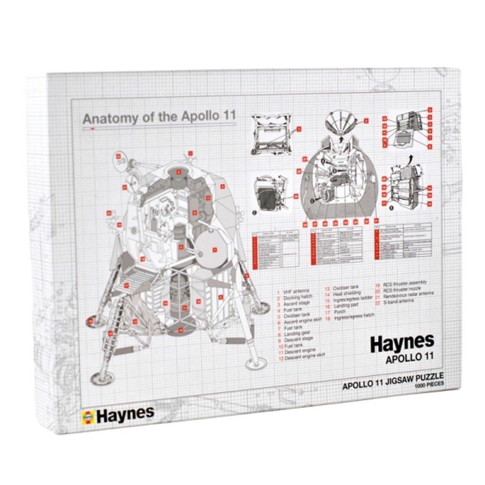Haynes Apollo 11 Jigsaw Amazon Toys Games