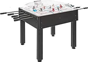 Shelti Breakout Bubble Hockey Table (Black)