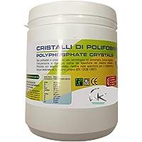 WK cristales de polifosfato 1kg, Made in Italy