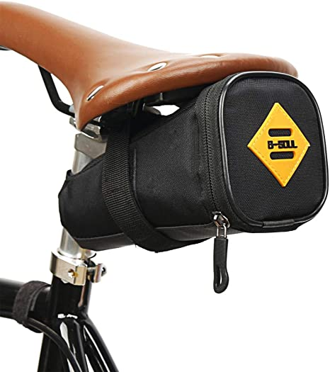 SimpleMfD Bolsas de Bicicleta Sillín Bolsa Montaña Triángulo ...