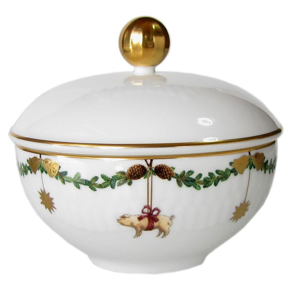 Royal Copenhagen by Royal Copenhagen suta-huru-teddo Christmas Collection Sugar Bowl 150ml 2503156[parallel import goods] 2503156