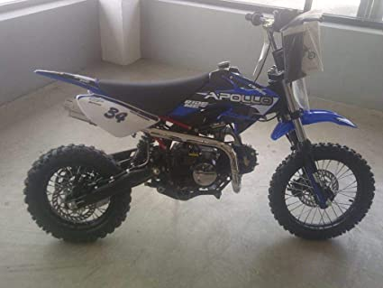 3d7eb2c9c1f Amazon.com : Apollo New 110cc Youth DB34 - Dirt Bike : Sports & Outdoors