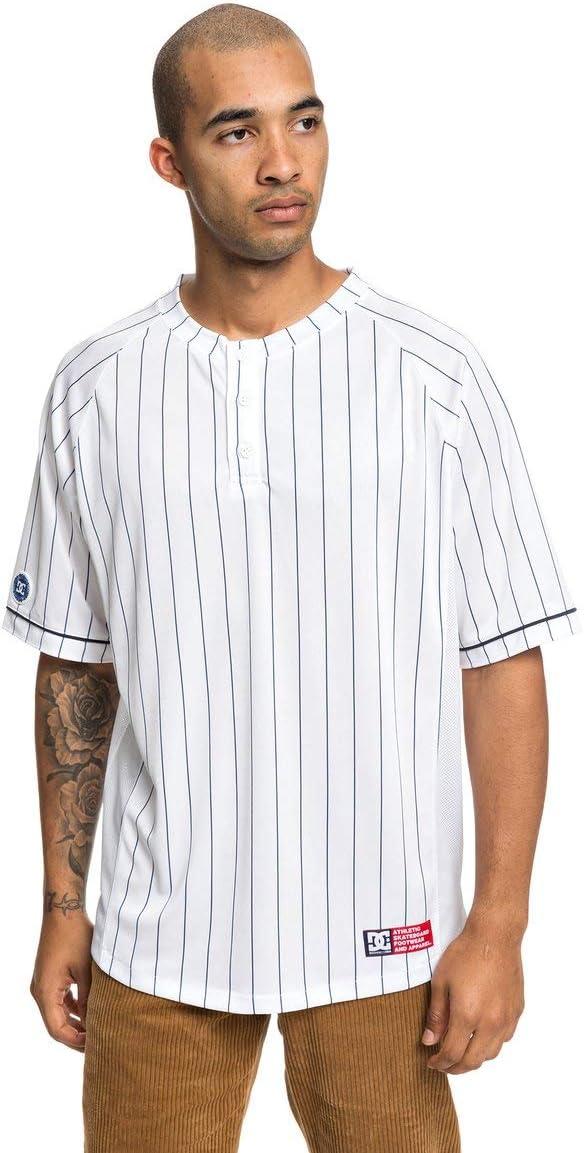 DC Shoes Skate - Camiseta de Béisbol de Manga Corta - Hombre - XXL: DC Shoes: Amazon.es: Deportes y aire libre