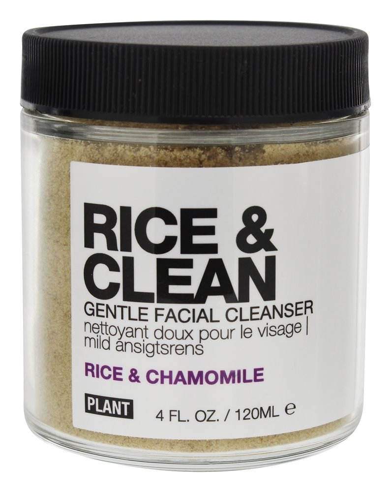 PLANT Apothecary Rice & Clean Facial Cleanser - Rice & Chamomile - 4oz by plant apothecary