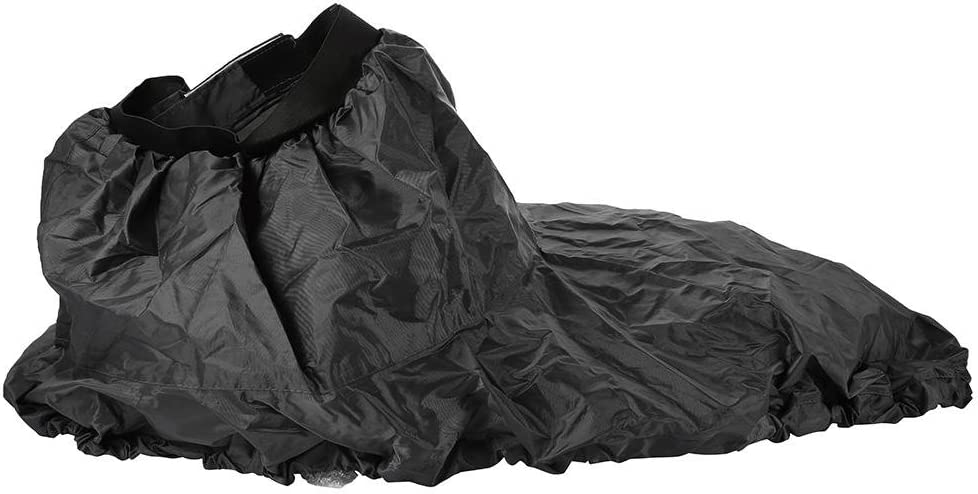 Vbestlife Kayak Spray Skirt,Universal Adjustable Nylon Kayak SpraySkirt Waterproof Cover Water Sports Accessory