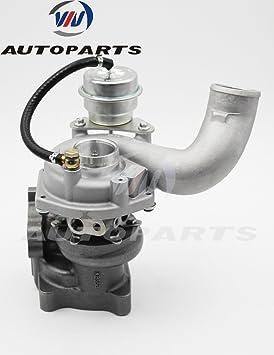 Turbocharger 53049880026 - Cargador para motor de gasolina Audi, RS4, 2,7 L, V6, lado derecho: Amazon.es: Coche y moto
