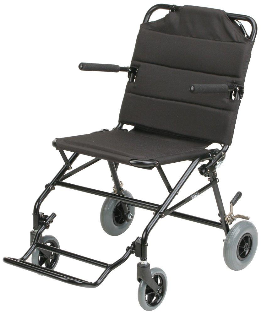 Amazon.com: Karman Healthcare kmtv10b18b Ultra ligero silla ...