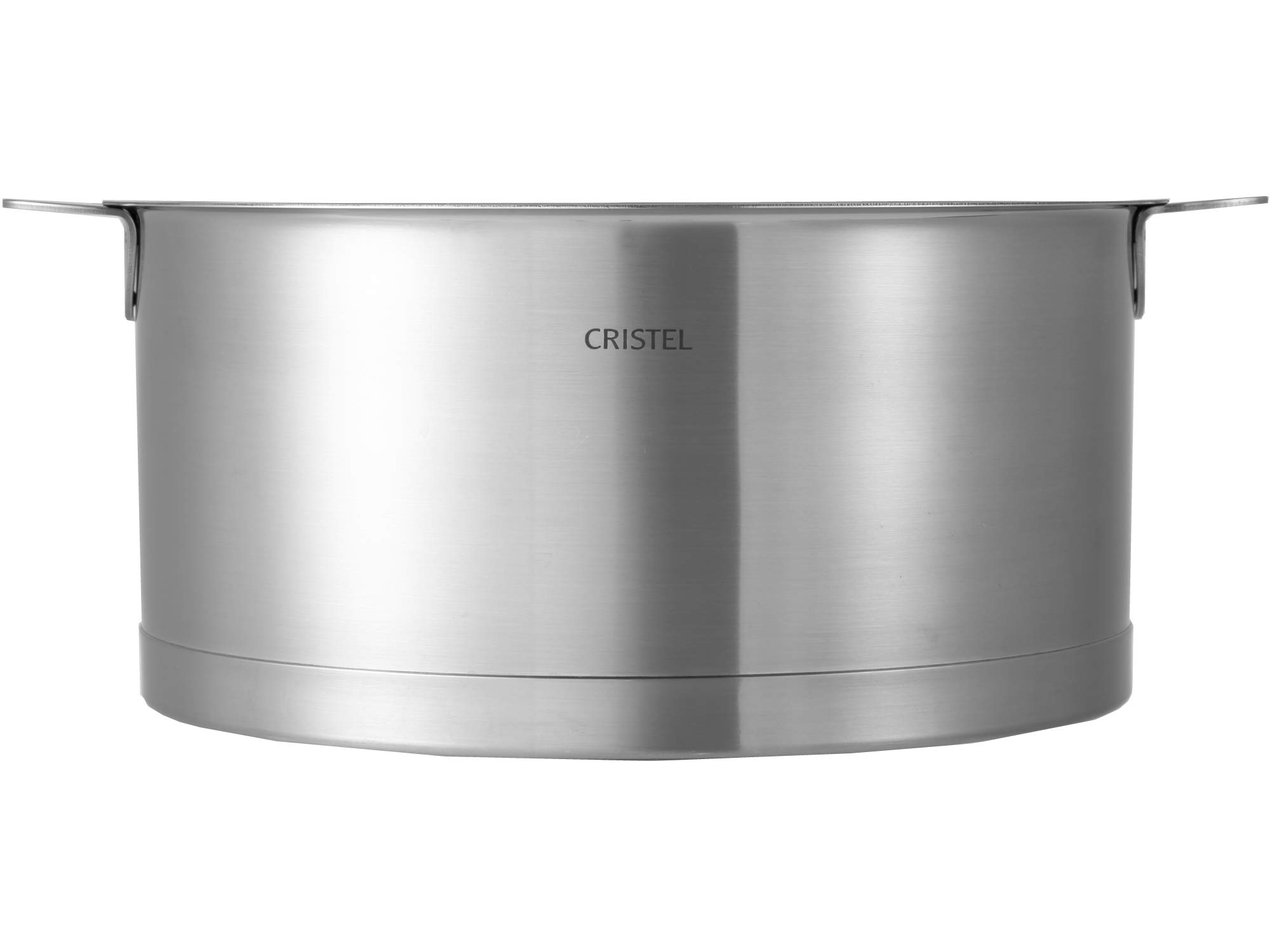Faitout 24cm inox strate amovible, Cristel by Cristel (Image #1)