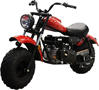 Massimo Warrior200 Gas Powered Scooters