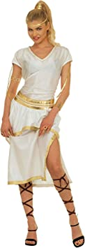WIDMANN Widman - Disfraz de Romano para Mujer, Talla L (37283 ...