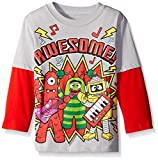 Nickelodeon Boys Toddler Boys Yo Gabba Gabba Awesome 2fer Long Sleeve T-Shirt