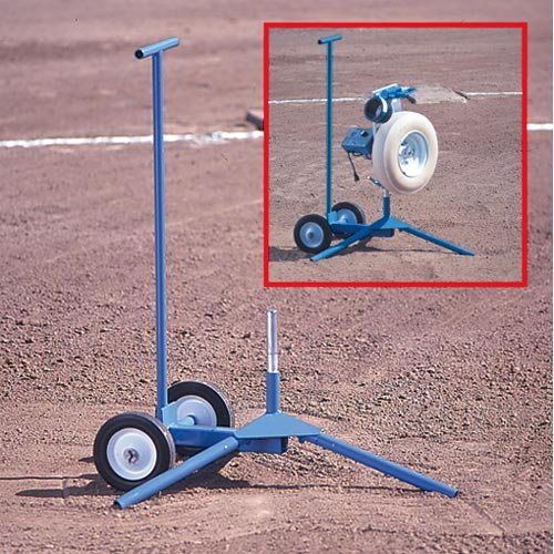 Jugs Softball Pitching Machine with (Jugs Softball Pitching Machine)