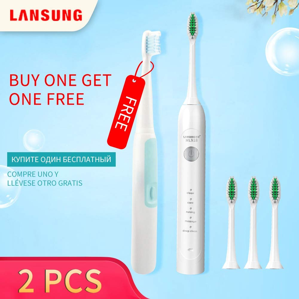 Buy One Get One Free Electric Toothbrush Ultra Toothbrush Hygiene Toothbrush Electric Tooth Brush Dental Care
