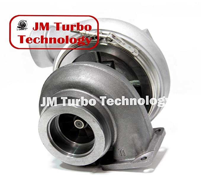 Amazon.com: JM Turbo For Volvo D12d Hx52 Turbo Charger Turbocharger 3599996 NEW: Automotive
