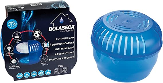 BOLASECA Bola Seca Antihumedad deshumidificador – Caja con 450 g de Tablette: Amazon.es: Deportes y aire libre