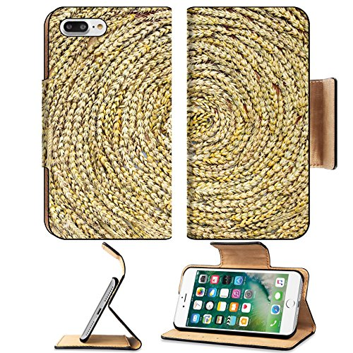 msd-premium-apple-iphone-7-plus-flip-pu-leather-wallet-case-a-golden-weed-weave-art-in-autumn-iphone