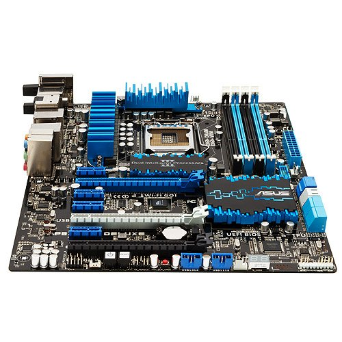 LGA 1155 Intel Z77 HDMI SATA 6Gb/s USB 3.0 ATX Intel Motherboard ()