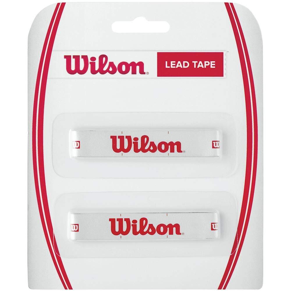 Wilson Lead Tape Cinta de plomo, equilibra el peso de la cabeza de ...