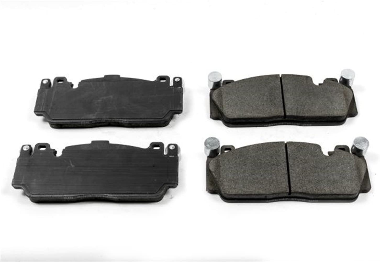 Powerstop 2-Wheel Set Brake Pad Sets Front Driver /& Passenger Side New 16-1548
