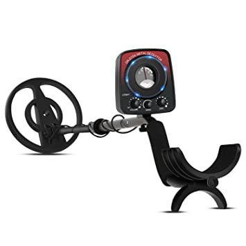 ÖTEK Lightweight Metal Detector with Waterproof Search Coil, High SENS to Hunt Gold