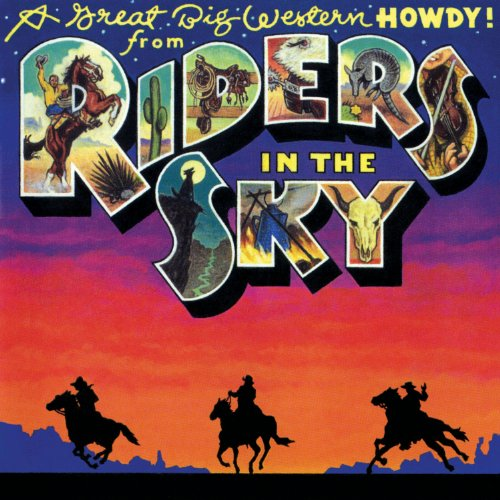 A Great Big Western Howdy! Fro...