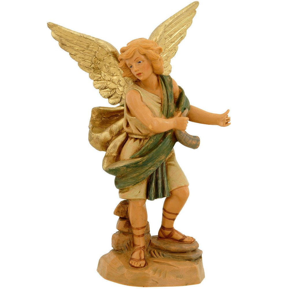 Fontanini Raphael the Archangel Italian Nativity Village Figurine 72699