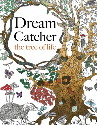 Dream Catcher: the tree of life: An elaborate & Powerful...