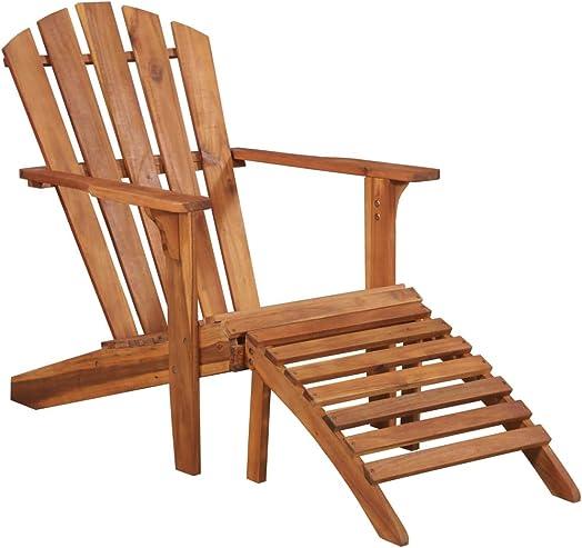 Festnight Garden Adirondack Chair