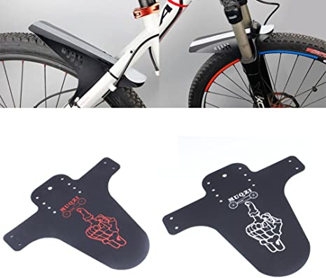 QHJ guardabarros bicicleta, muqzi Fashion Park Herramientas ...